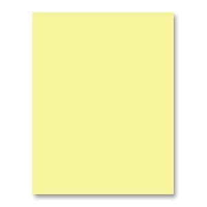 Simon's Exclusive Lemon Chiffon Card Stock