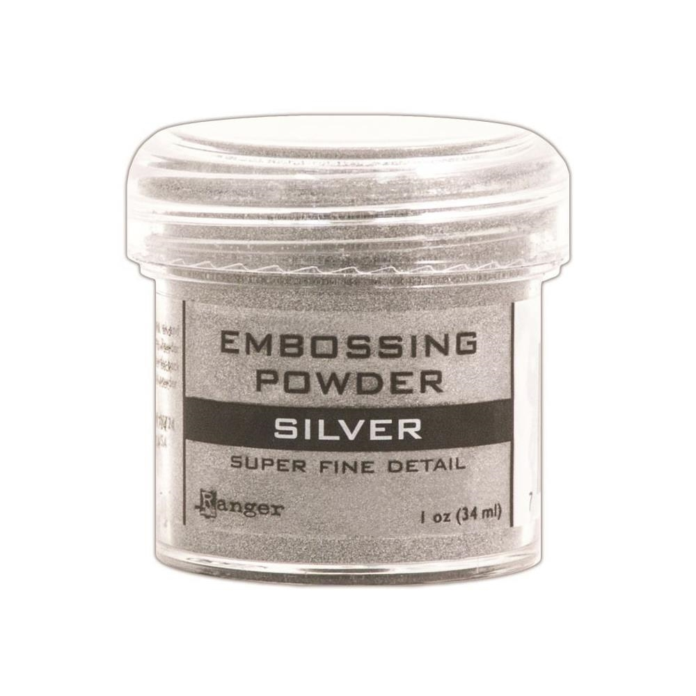 Ranger Embossing Powder SUPER FINE SILVER Detail EPJ37415 zoom image
