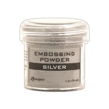Ranger Embossing Powder SILVER EPJ37361