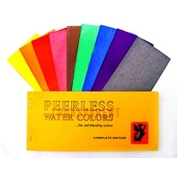 Peerless Water Color Complete Edition Book PWCCEBOOK