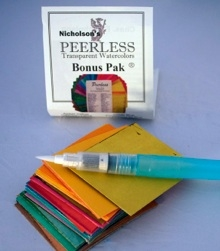 Peerless BONUS PAK Small Labeled Watercolors PBP zoom image