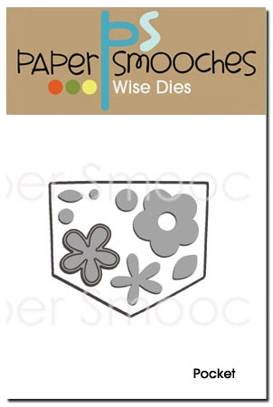 Paper Smooches POCKET Wise Dies Preview Image