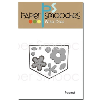 Paper Smooches POCKET Wise Dies