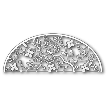 Memory Box DELICATE BUTTERFLY ARCH Craft Die 98982
