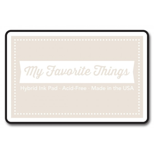 My Favorite Things GROUT GRAY Hybrid Ink Pad MFT Preview Image