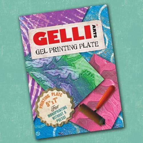 GelliArts 5 x 7 GEL PRINTING PLATE 821959 Preview Image