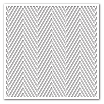 Simon Says Stamp Stencil ZIG ZAG ssst121355 This is the Life
