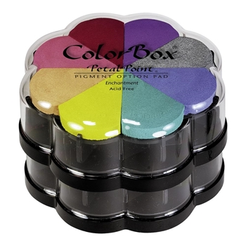 Clearsnap Colorbox ENCHANTMENT Petal Point Pigment Pad Set 080023*