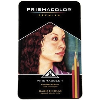 Prismacolor PREMIER COLORED PENCILS SET OF 36 Pencil 928856*