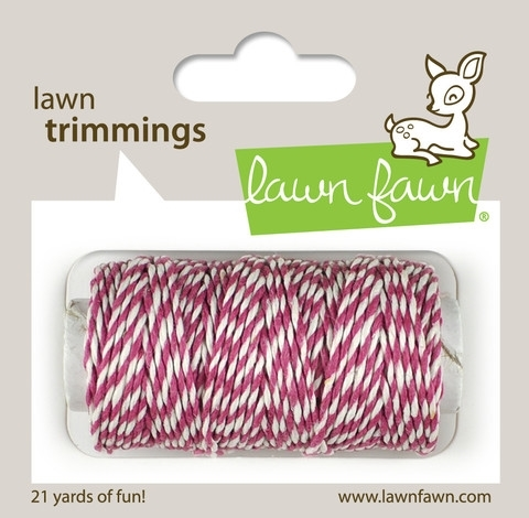 Lawn Fawn ORCHID SINGLE CORD Lawn Trimmings LF694 zoom image