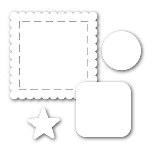 Simon Says Stamp LUNCH BOX NOTES Craft Dies sssd111365 Teacher's Pet * Preview Image