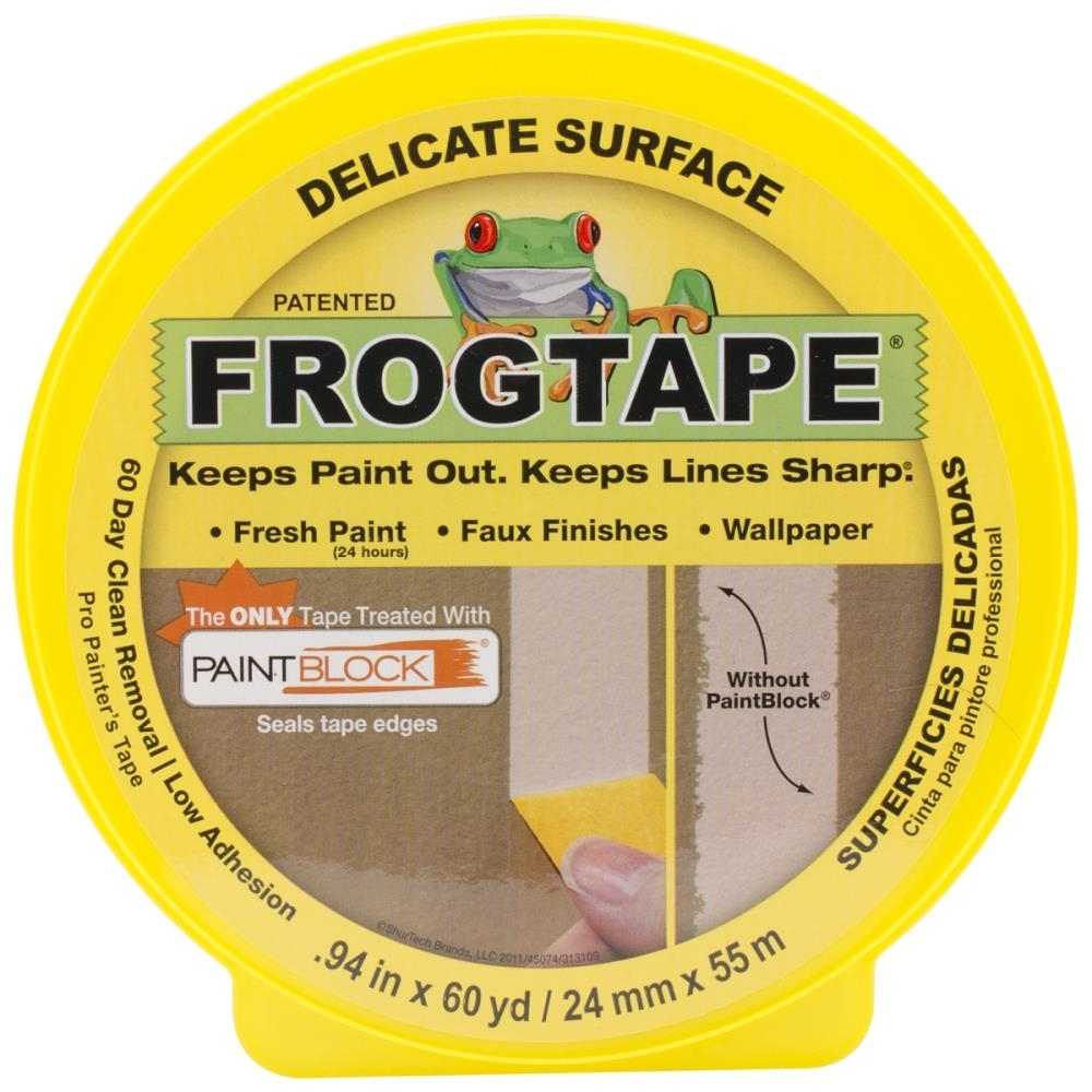 FrogTape DELICATE SURFACE Masking Tape zoom image