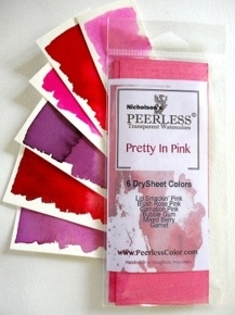 Peerless Watercolor PRETTY IN PINK Set PWPIP