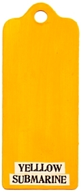 Paper Artsy Fresco Finish YELLOW SUBMARINE Chalk Acrylic Paint 1.69oz FF73 zoom image