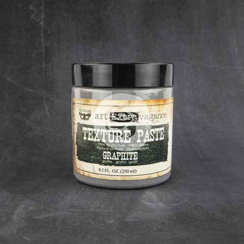 Prima Marketing GRAPHITE SAND TEXTURE PASTE Art Extravagance 961497* Preview Image