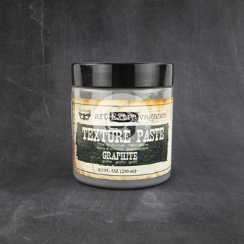 Prima Marketing GRAPHITE SAND TEXTURE PASTE Art Extravagance 961497