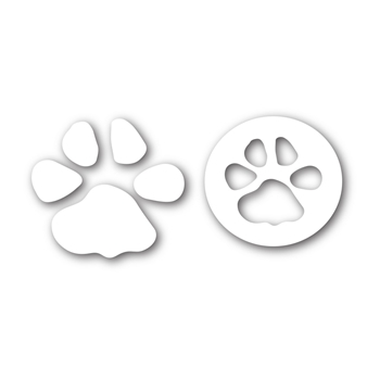Simon Says Stamp PAWS Craft Dies sssd111398