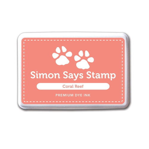 Simon Says Stamp Coral Reef Ink Pad