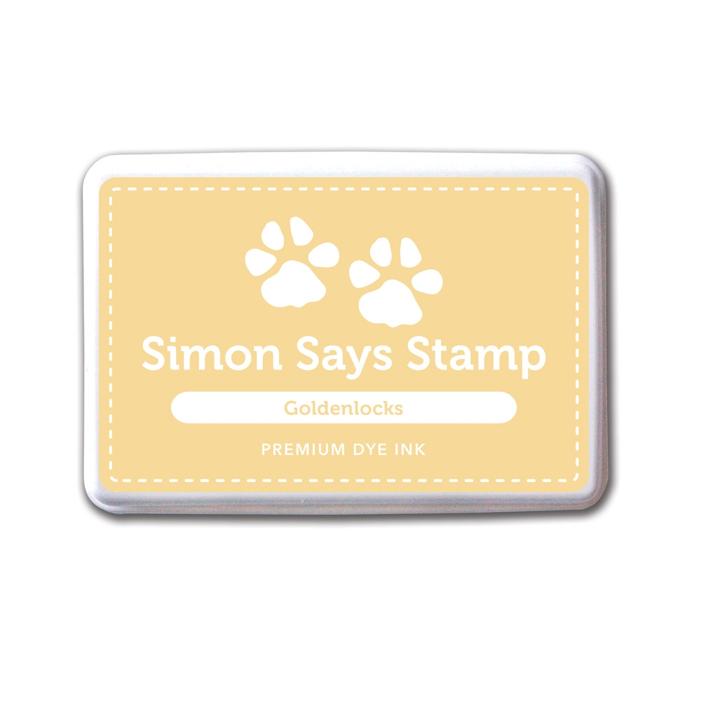 Simon Says Stamp Dye Ink GOLDENLOCKS