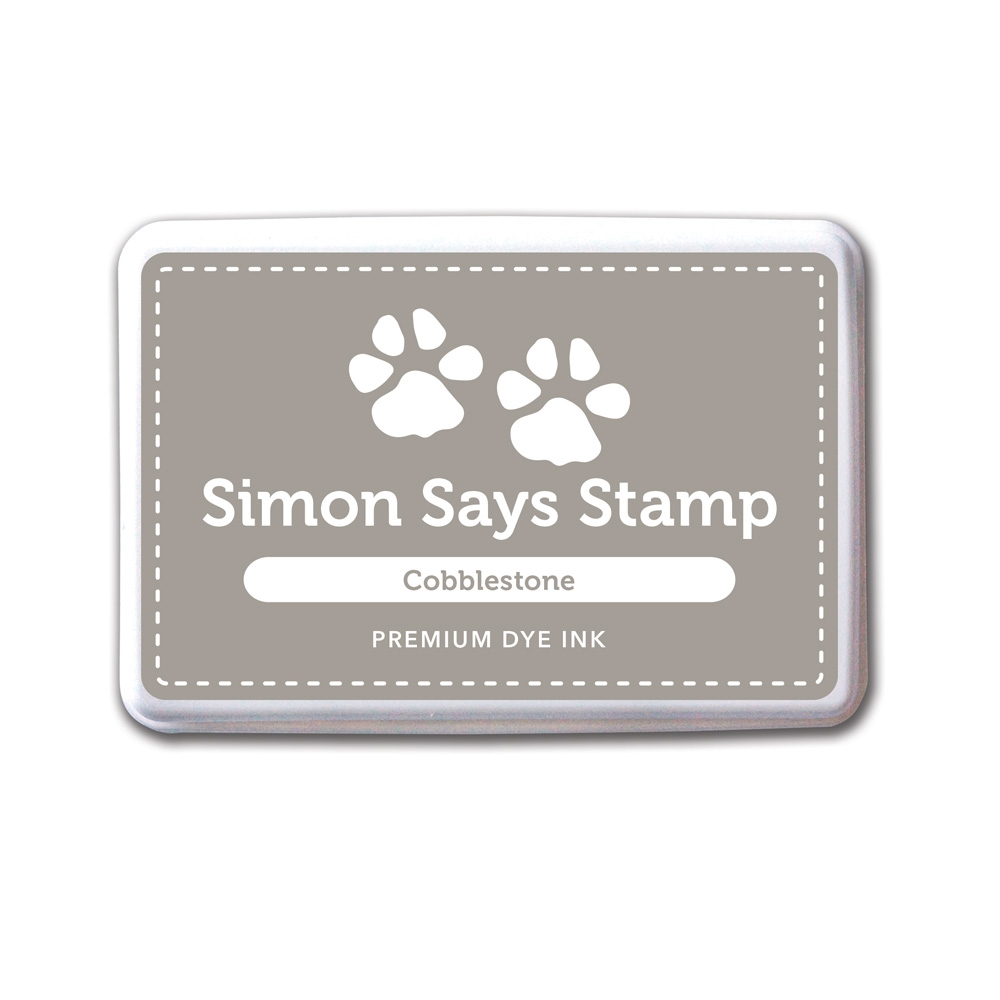 Simon Says Stamp Premium Dye Ink COBBLESTONE Ink032 zoom image