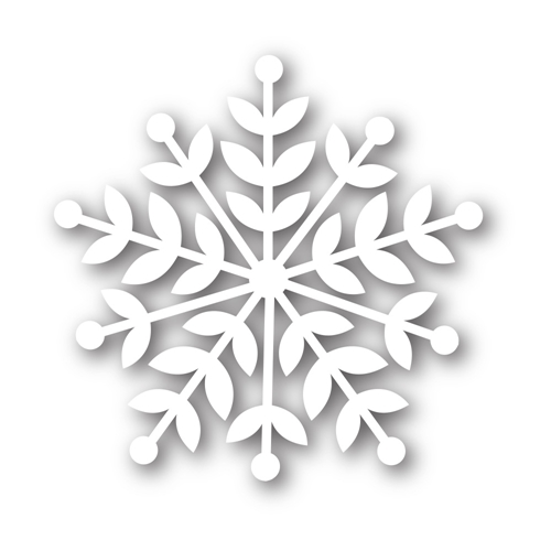 Simon Says Stamp RYLYNN SNOWFLAKE Craft Die sssd111386 Preview Image