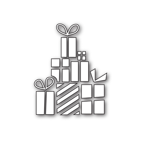 Simon Says Stamp PILE OF GIFTS Craft Die s240 Preview Image