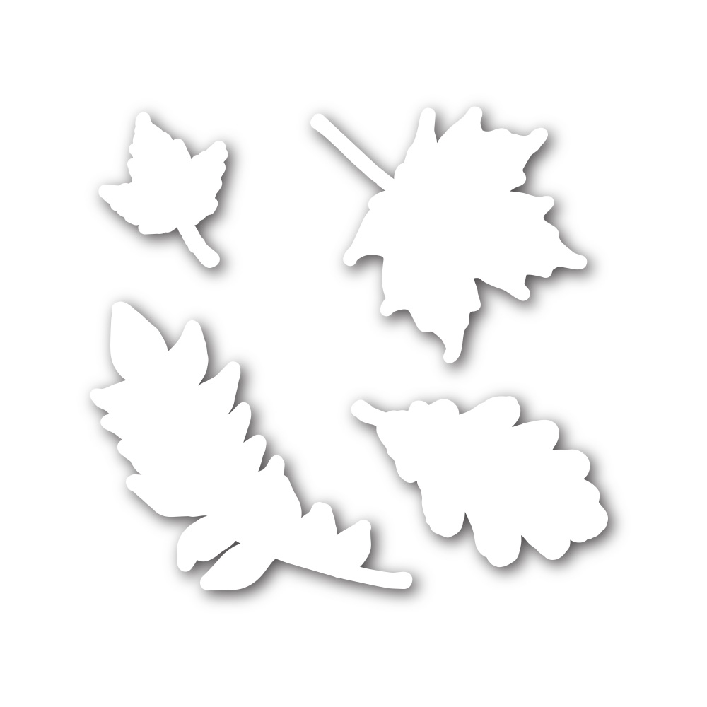 Simon Says Stamp Fall Leaves Die Set
