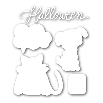 Simon Says Stamp HALLOWEEN Craft Dies sssd111389