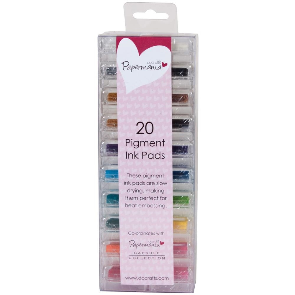 DoCrafts MINI PIGMENT INK PADS 5521100 zoom image