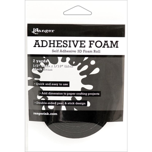 Ranger ADHESIVE FOAM BLACK IWT40507 Preview Image