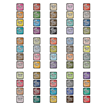 Tim Holtz MINI DISTRESS INK PADS SET 1 THROUGH 15 Ranger MINIS1TO15