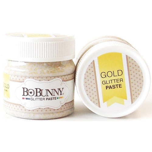 BoBunny GOLD Glitter Paste 12840591 Preview Image