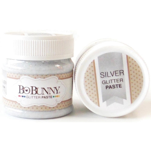 BoBunny SILVER Glitter Paste 12840592 Preview Image