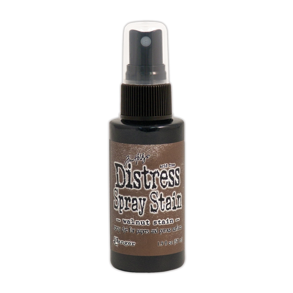 Tim Holtz Distress Spray Stain WALNUT STAIN Ranger TSS42600 zoom image