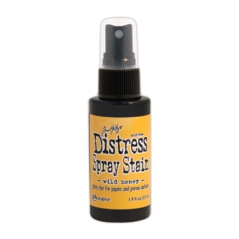 Tim Holtz Distress Spray Stain WILD HONEY Ranger TSS42624