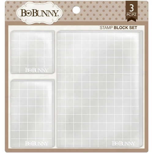 BoBunny STAMP BLOCK SET 11639590 Preview Image