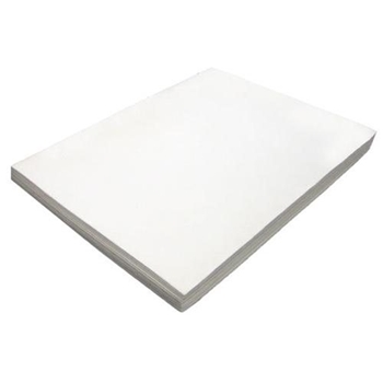 9 x 12 WHITE FUN FOAM 12 Pack 118711