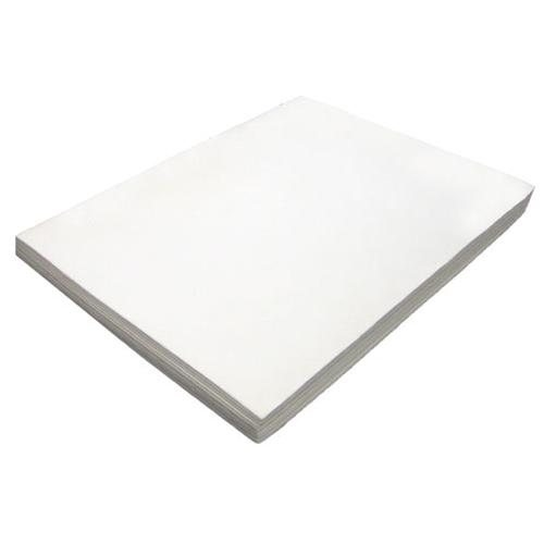9 x 12 WHITE FUN FOAM 12 Pack