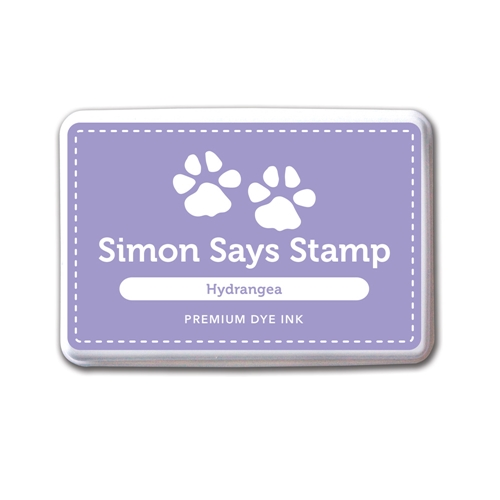 Simon Says Stamp Premium Dye Ink HYDRANGEA INK035 Preview Image