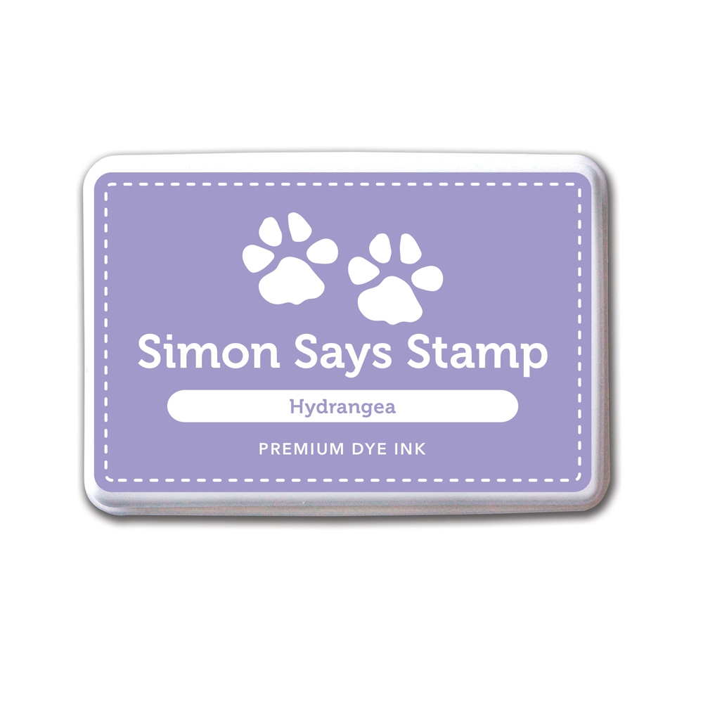 Simon Says Stamp Dye Ink HYDRANGEA