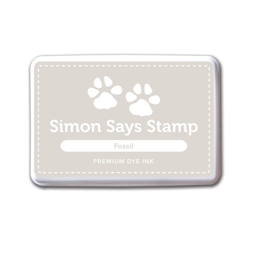 Simon Says Stamp Premium Dye Ink Pad FOSSIL ink037 Preview Image