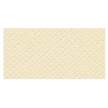 Bazzill CREAM PUFF Criss Cross Heavy Weight 8.5 x 11 Cardstock 00143*