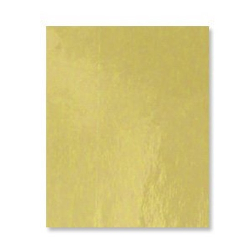 Bazzill GOLD Foil Heavy Weight 8.5 x 11 Cardstock 03154 Preview Image