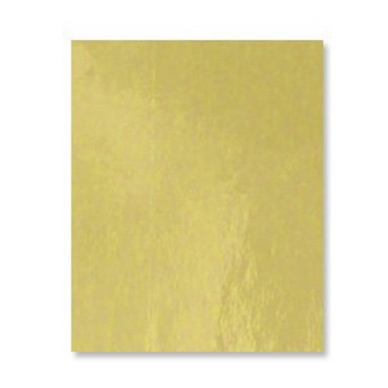 Bazzill GOLD Foil Heavy Weight 8.5 x 11 Cardstock 03154 zoom image