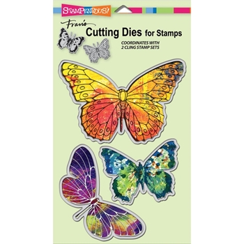 Stampendous BUTTERFLIES DIE CUT SET DCS5071