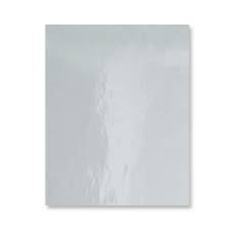 Bazzill SILVER Foil Heavy Weight 8.5 x 11 Cardstock 03156 Preview Image