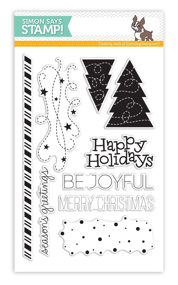 Simon Says Clear Stamps BE JOYFUL sss101481 * zoom image