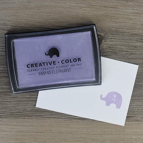 Mama Elephant Creative Color SWEET LILAC Ink Pad