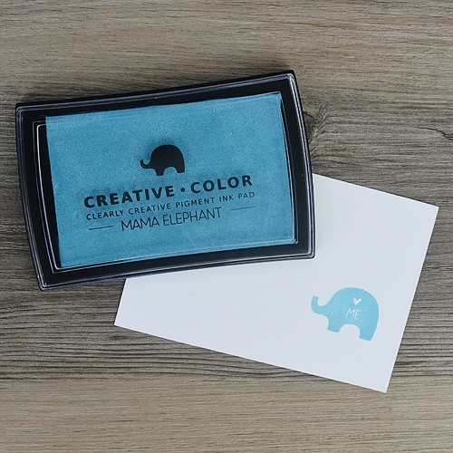 Mama Elephant Creative Color PACIFIC BLUE Ink Pad zoom image