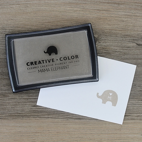 Mama Elephant Creative Color BROWN SUGAR Ink Pad Preview Image